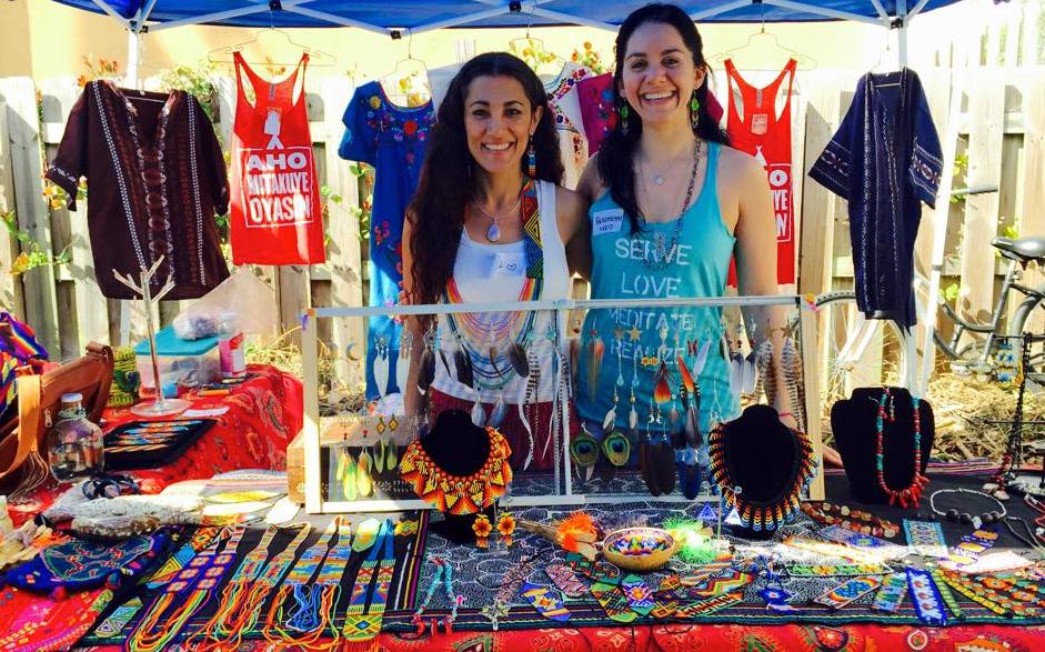 Soul Fusion Festival •Luz & Nicole •I Love Yoga