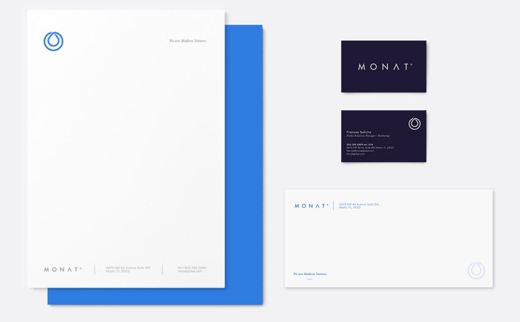 MONAT Identity System