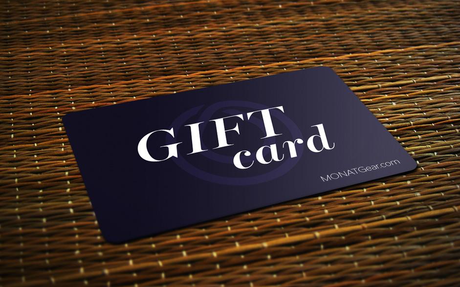 Monat Gift Card