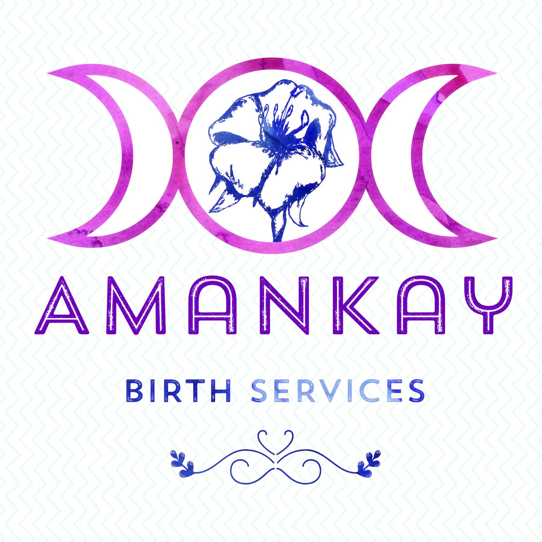Amankay Birth Services Logo
